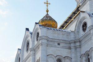 Храм Знамения Иконы Божией Матери отреставрируют в столице. Фото: Анна Быкова
