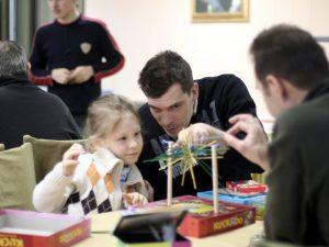 Игротека пройдет в библиотеке имени Аркадия Гайдара. Фото: архив, «Вечерняя Москва»