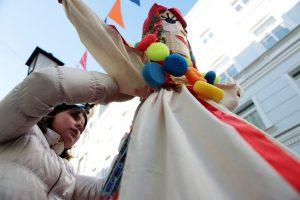Мастер-класс по созданию куклы Масленицы пройдет в районе. Фото: архив, «Вечерняя Москва»