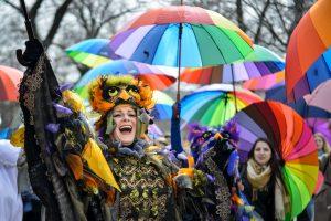 Весенний фестиваль пройдет во дворе Музея Москвы. Фото: Наталья Феоктистова, «Вечерняя Москва»