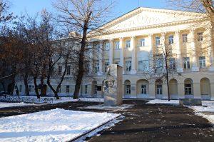 Встреча с Борисом Величковским пройдет в лингвистическом университете. Фото: Анна Быкова