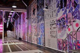 Детский мастер-класс прошел в «Арт Музее» в рамках выставки американской художницы. Фото: Анна Быкова