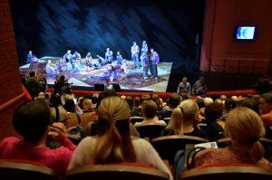 Музей Москвы примет участие в акции «Ночь театров». Фото: Анна Быкова