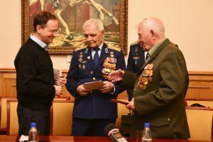 Соглашение о сохранении военно-исторического наследия подписали в Мемориальном музее-кабинете Жукова. Фото: с сайта Центрального музея вооруженных сил Российской Федерации