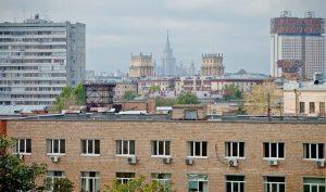 Архитектурно ценные дома сохранят в рамках реновации в центре столицы. Фото: сайт мэра Москвы