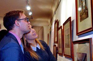 Выставка акварели прошла в районе. Фото: архив, «Вечерняя Москва»