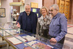 Выставка реликвий откроется в Литературном музее. Фото: Антон Гердо,«Вечерняя Москва»