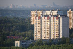 Москва привлечет 70 млрд руб инвестиций за счет эмиссии  зеленых облигаций. Фото: Александр Кожохин, «Вечерняя Москва»