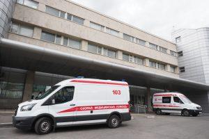 Всемирный день здоровья отметят в НИИ Склифосовского. Фото: Антон Гердо, «Вечерняя Москва»