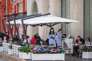 Предприятия торговли и общественного питания с 1 по 10 мая будут работать в обычном режиме. Фото: архив, «Вечерняя Москва»