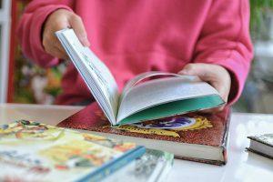 «Аудиосалон новых книг» состоится на базе библиотеки имени Аркадия Гайдара. Фото: сайт мэра Москвы