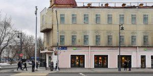 Капитальный ремонт фасада исторического здания проведут в районе. Фото: сайт мэра Москвы