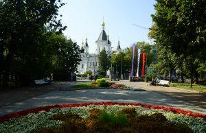 Жителей района познакомили с историей Новодевичьего монастыря. Фото: Анна Быкова