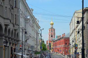 Экскурсию «Эхо старого города» проведут в Музее Москвы. Фото: Анна Быкова