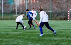 Две тренировки пройдут в футбольном клубе «Хамовники». Фото: сайт мэра Москвы