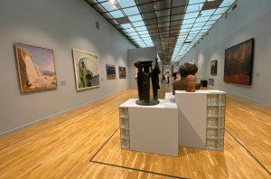 Новое функциональное пространство открыли в Музее Москвы. Фото: Анна Быкова