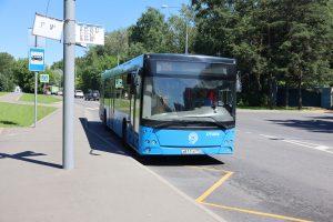Бесплатные автобусы запустят для пассажиров метро в районе. Фото: Виктор Хабаров, «Вечерняя Москва»