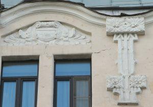 Капитальный ремонт дома дореволюционной эпохи проведут в районе. Фото: Наталия Нечаева, «Вечерняя Москва»